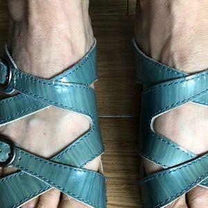 Dansko sandals.